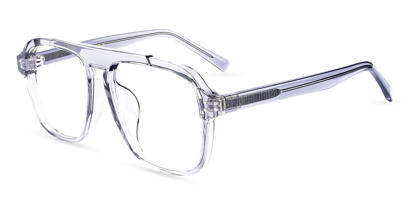 Hijinks Gray  Eyeglasses , UniversalBridgeFit Frames from ABBE Glasses