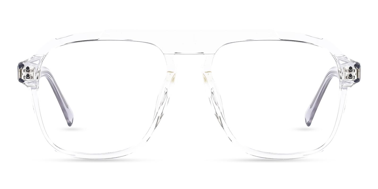 Hijinks Translucent  Eyeglasses , UniversalBridgeFit Frames from ABBE Glasses