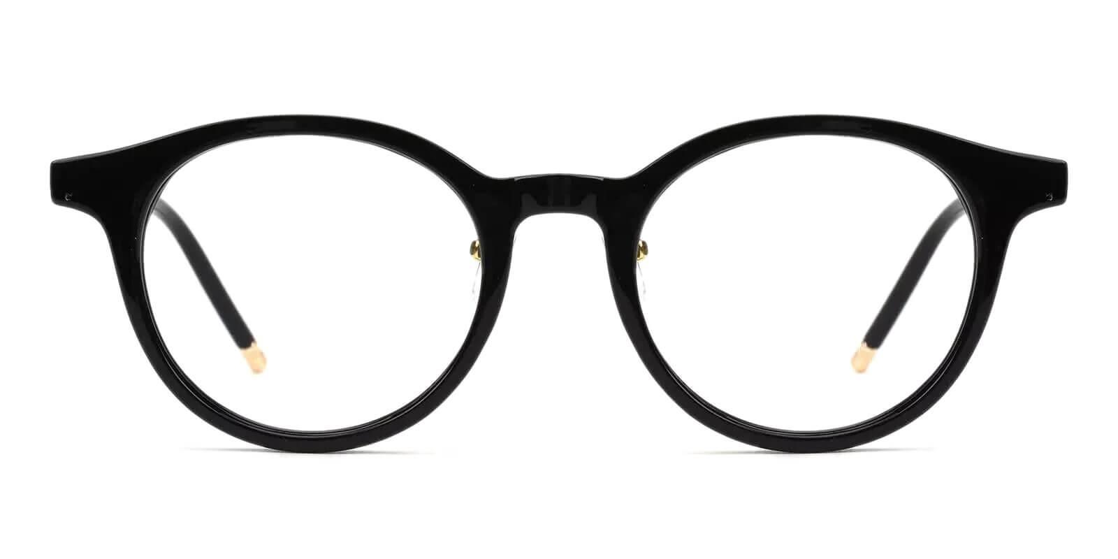 Nala Black TR NosePads , Eyeglasses Frames from ABBE Glasses