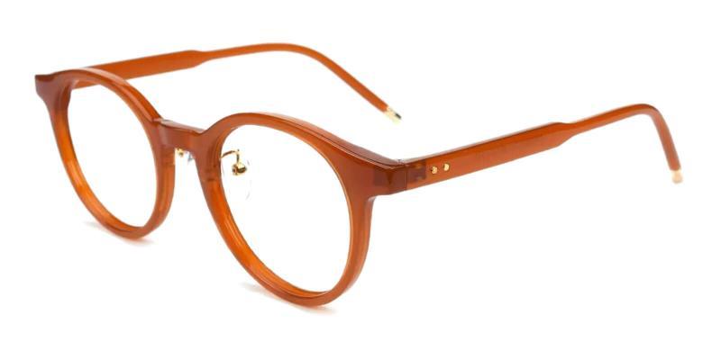 Brown Nala - TR Eyeglasses , NosePads