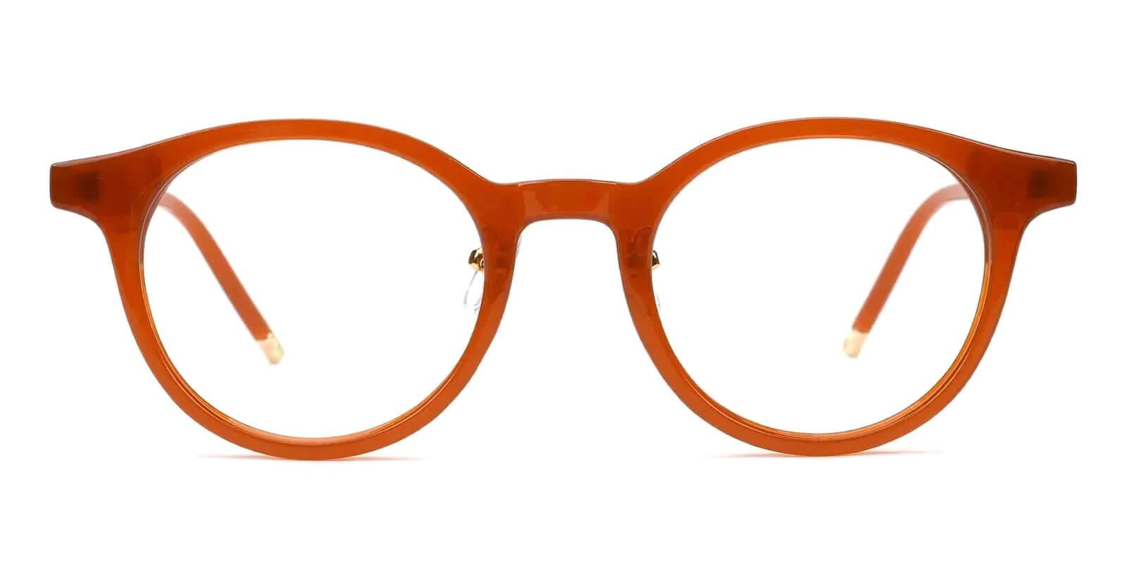 Nala Brown TR Eyeglasses , NosePads Frames from ABBE Glasses