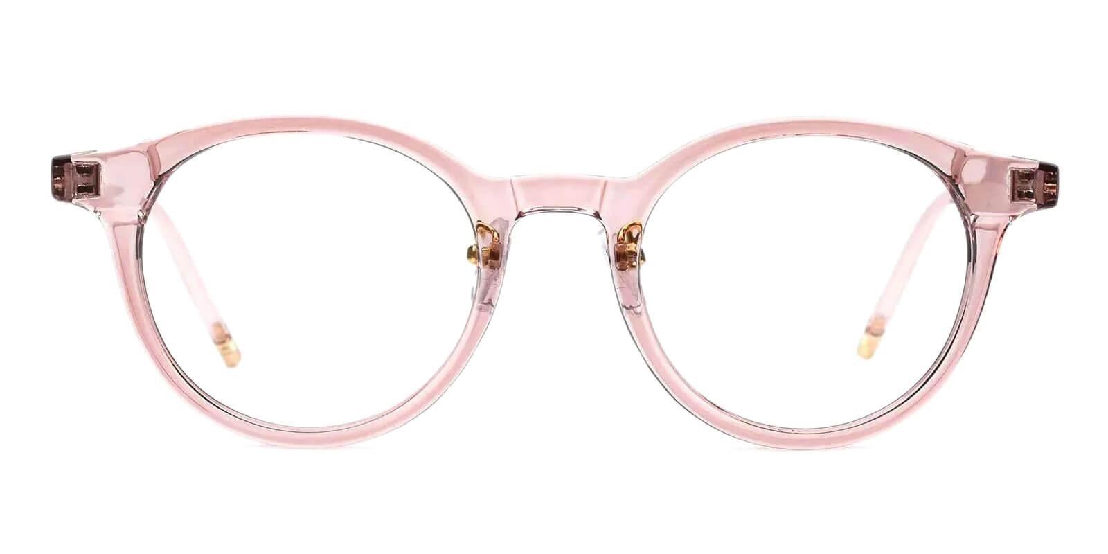 Nala Pink TR Eyeglasses , NosePads Frames from ABBE Glasses