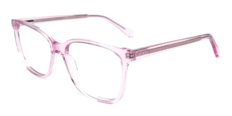 Pink Groove - Acetate ,Universal Bridge Fit