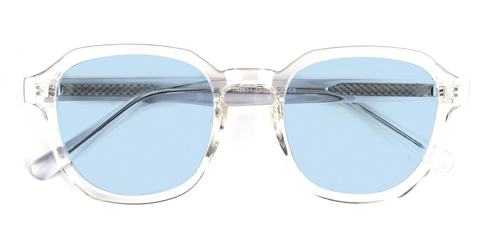 Kasia Translucent Acetate SpringHinges , Sunglasses , UniversalBridgeFit Frames from ABBE Glasses
