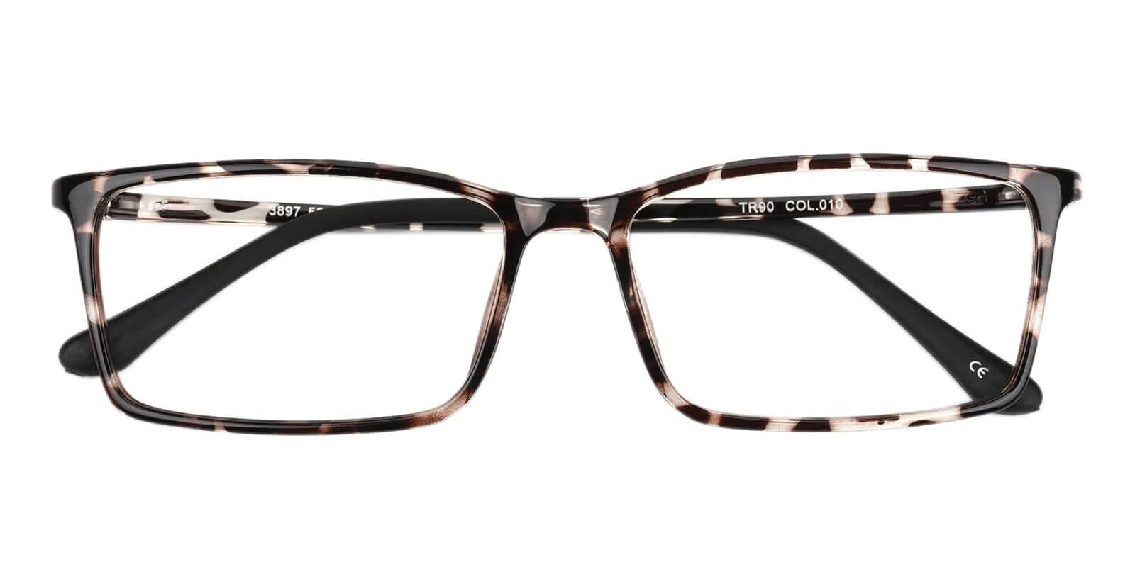 Samson Leopard TR Eyeglasses , SpringHinges , UniversalBridgeFit Frames from ABBE Glasses