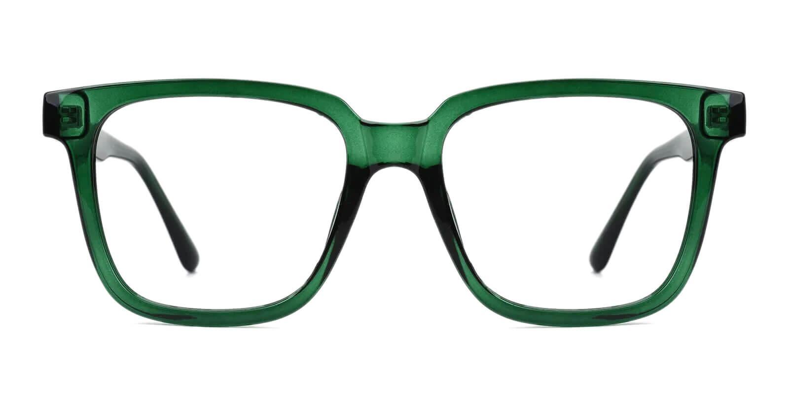 Blossom Green Acetate Eyeglasses , SpringHinges , UniversalBridgeFit Frames from ABBE Glasses