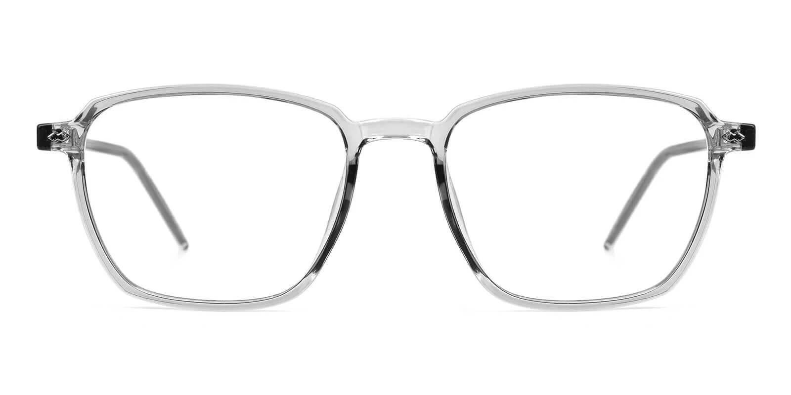 Flume Gray TR Eyeglasses , SpringHinges , UniversalBridgeFit Frames from ABBE Glasses