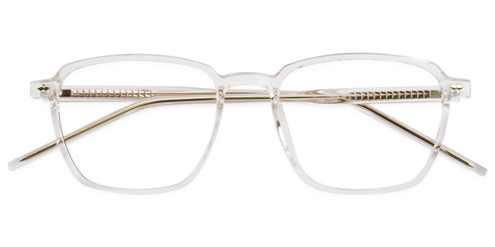 Flume Translucent TR Eyeglasses , SpringHinges , UniversalBridgeFit Frames from ABBE Glasses