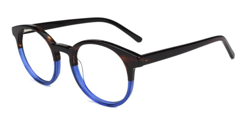 Multicolor Ottawa - Acetate ,Universal Bridge Fit