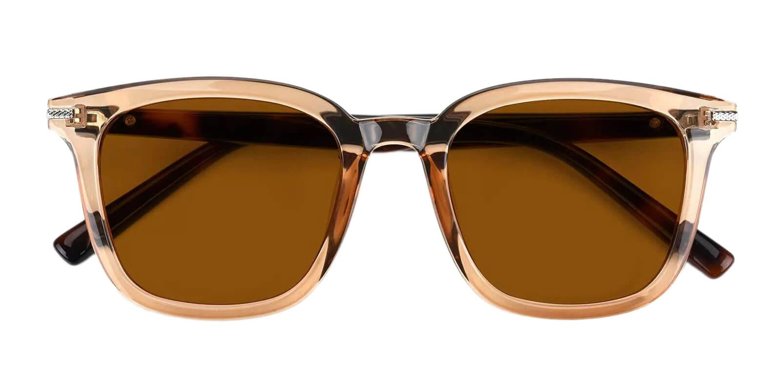 Willow Brown Acetate Fashion , Sunglasses , UniversalBridgeFit Frames from ABBE Glasses