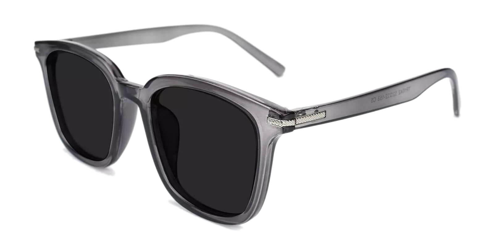 Willow Gray Acetate Fashion , Sunglasses , UniversalBridgeFit Frames from ABBE Glasses