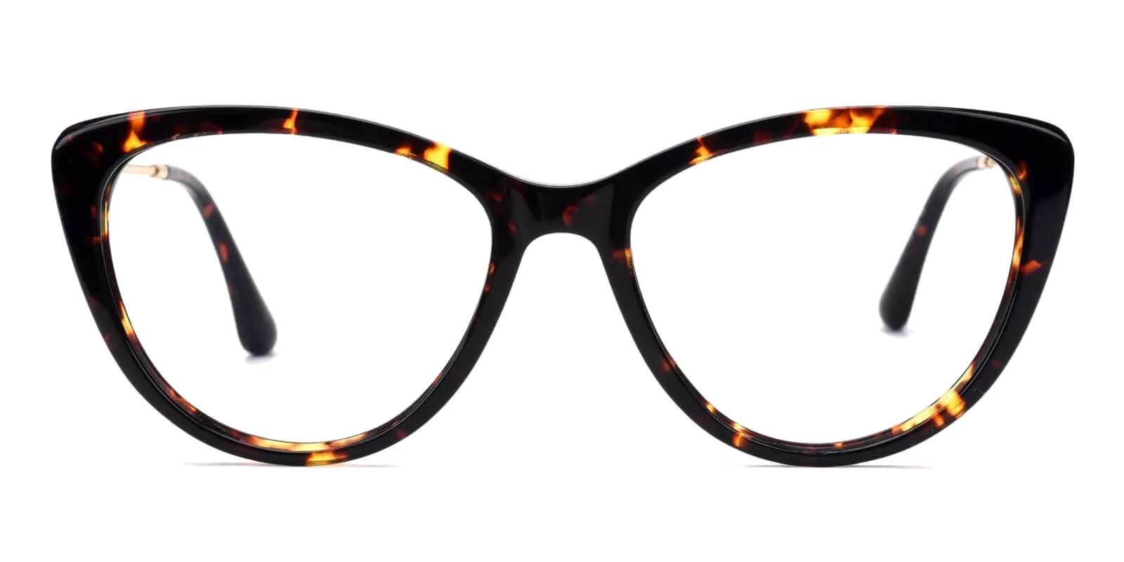 Satin Tortoise Metal , Acetate SpringHinges , Fashion , UniversalBridgeFit , Eyeglasses Frames from ABBE Glasses