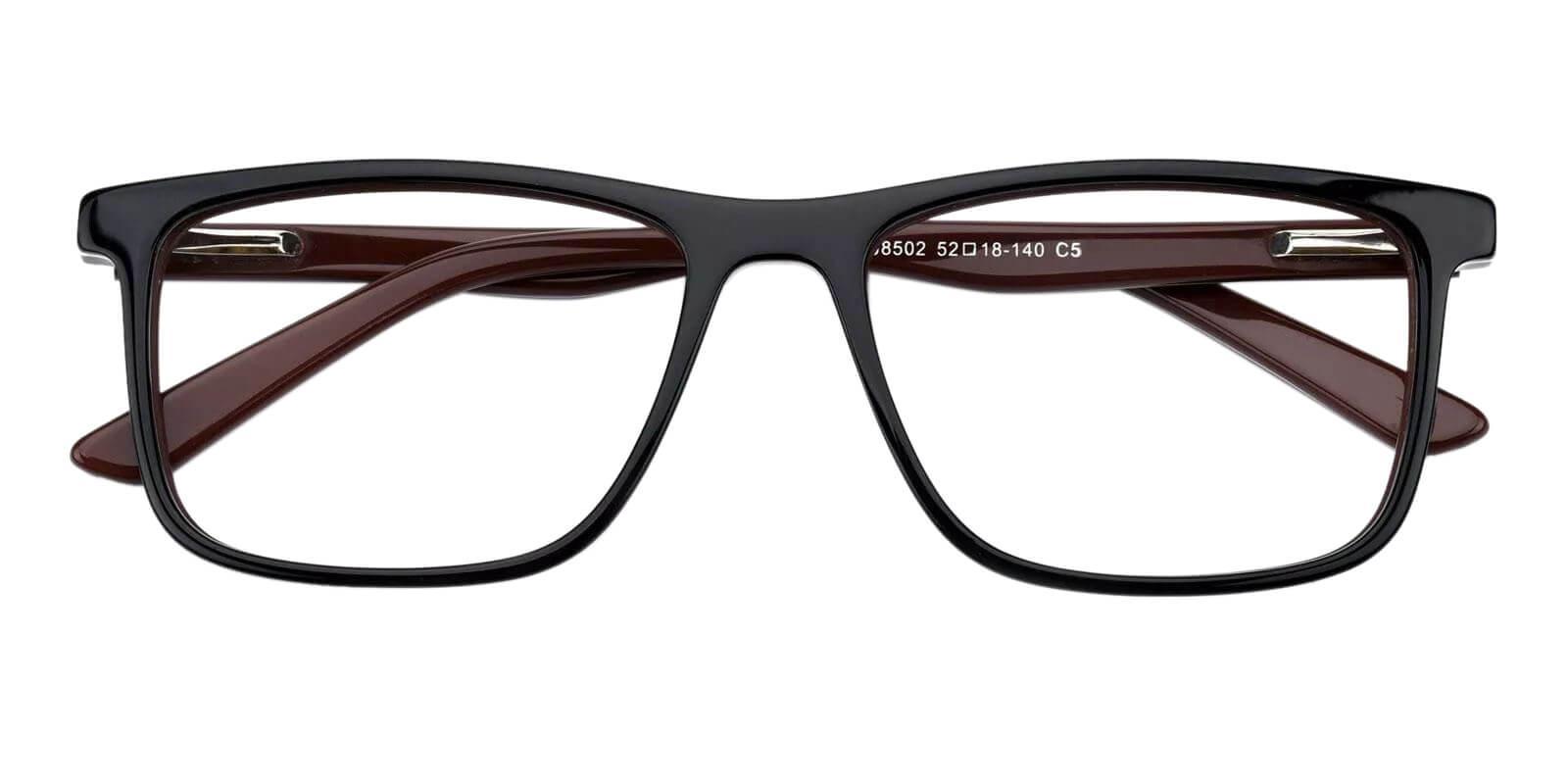 Fay Brown Acetate Eyeglasses , Fashion , SpringHinges , UniversalBridgeFit Frames from ABBE Glasses