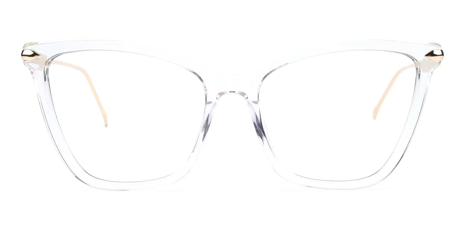 Gosse Translucent Acetate , Metal Eyeglasses , Fashion , UniversalBridgeFit Frames from ABBE Glasses