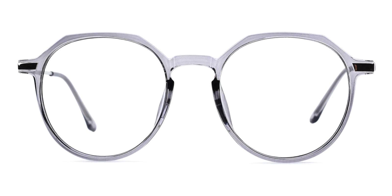 Hobbit Gray Combination Eyeglasses , Fashion , UniversalBridgeFit Frames from ABBE Glasses