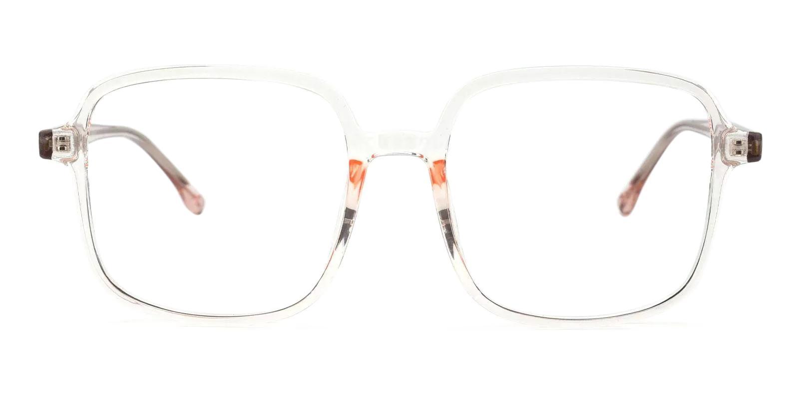 Canvas Orange TR Eyeglasses , Fashion , UniversalBridgeFit Frames from ABBE Glasses