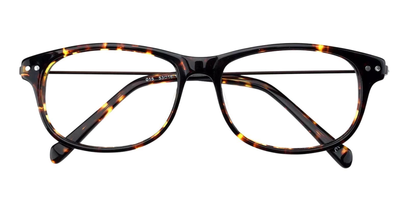 Corey Leopard Combination Eyeglasses , Fashion , UniversalBridgeFit Frames from ABBE Glasses