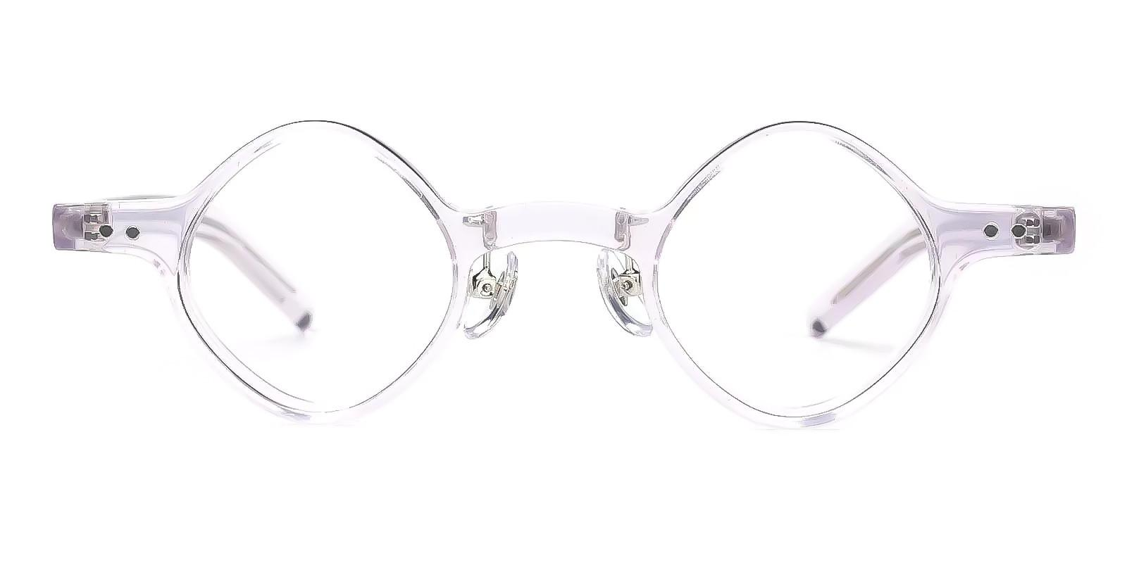 Winni Purple TR Eyeglasses , Fashion , NosePads Frames from ABBE Glasses