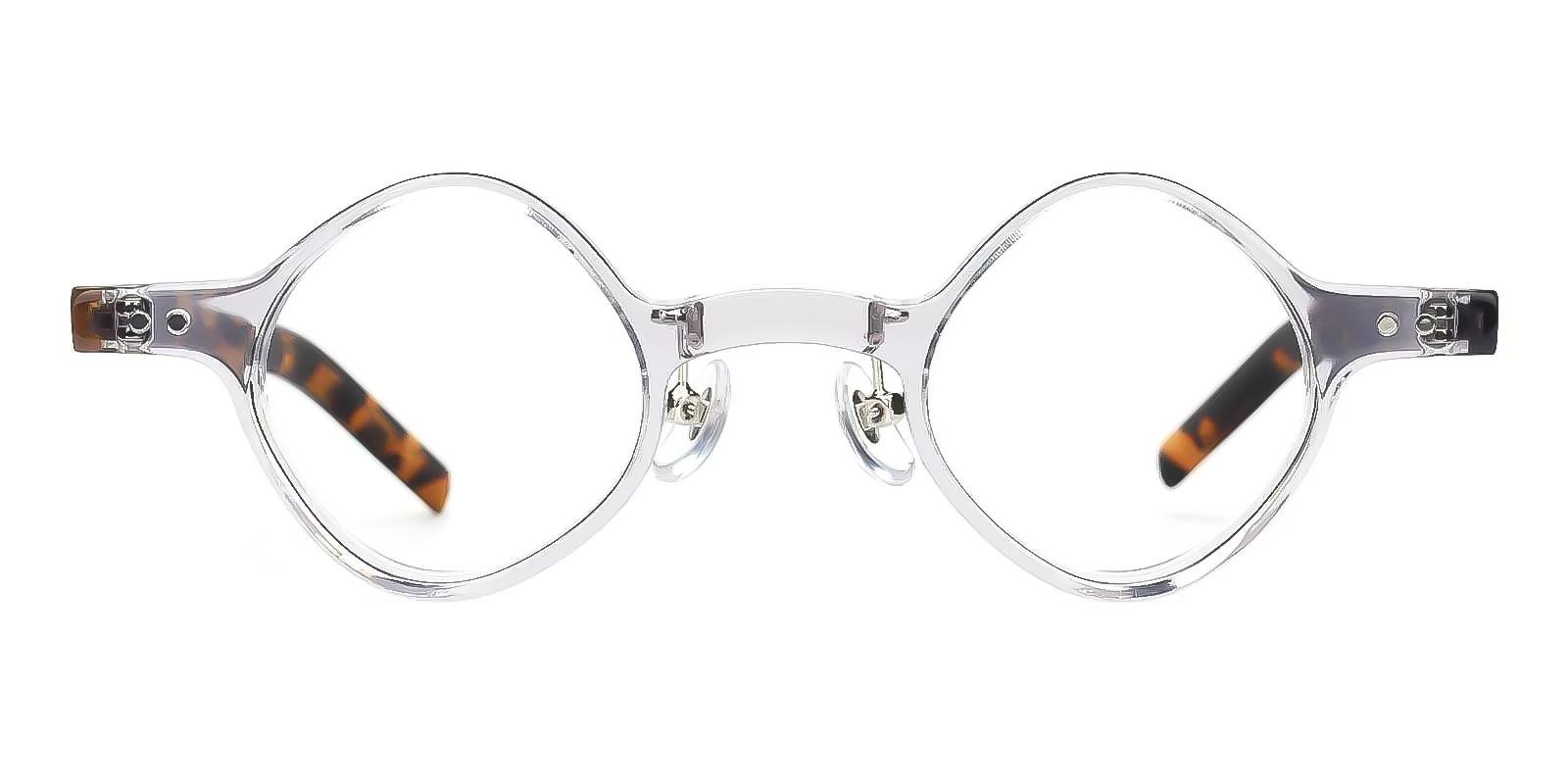 Winni Translucent TR Eyeglasses , Fashion , NosePads Frames from ABBE Glasses