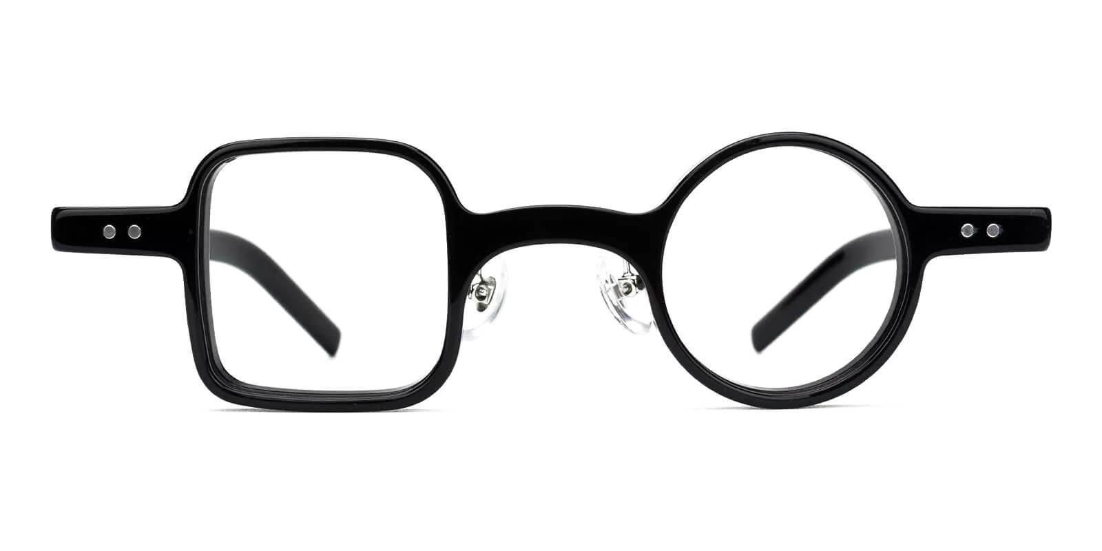 Trendiary Black TR Eyeglasses , Fashion , NosePads Frames from ABBE Glasses