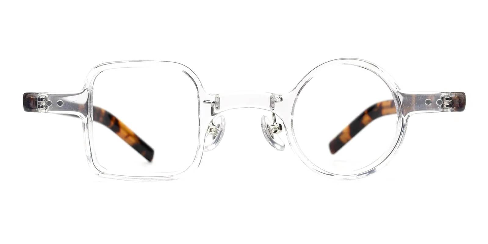 Trendiary Translucent TR Eyeglasses , Fashion , NosePads Frames from ABBE Glasses
