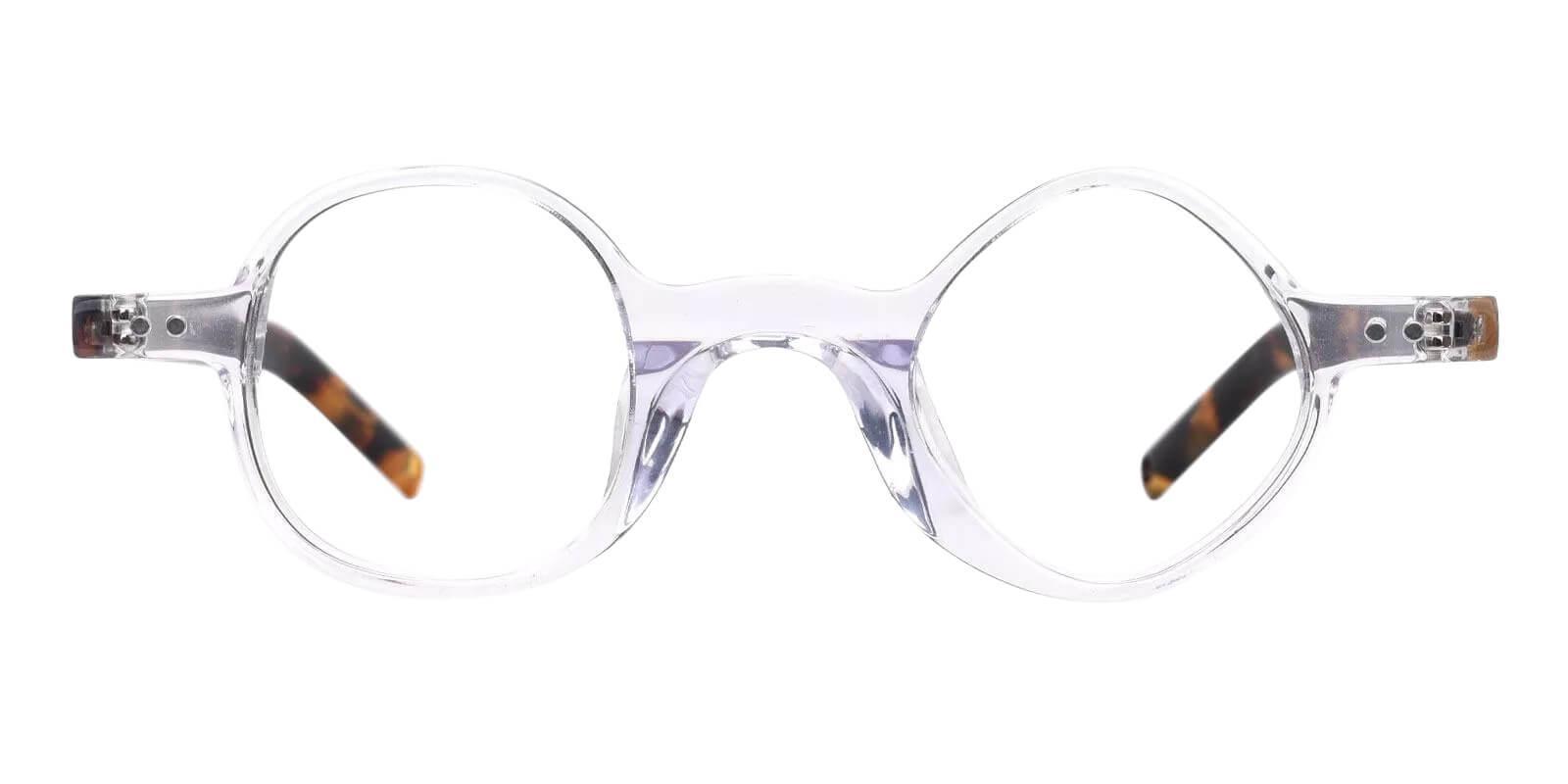 Tersaki Translucent TR Eyeglasses , Fashion , NosePads Frames from ABBE Glasses