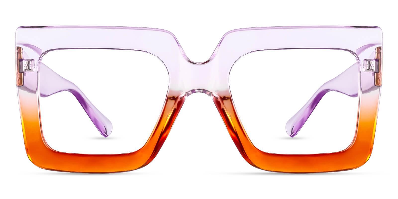 Spark Purple Plastic Eyeglasses , Fashion , UniversalBridgeFit Frames from ABBE Glasses