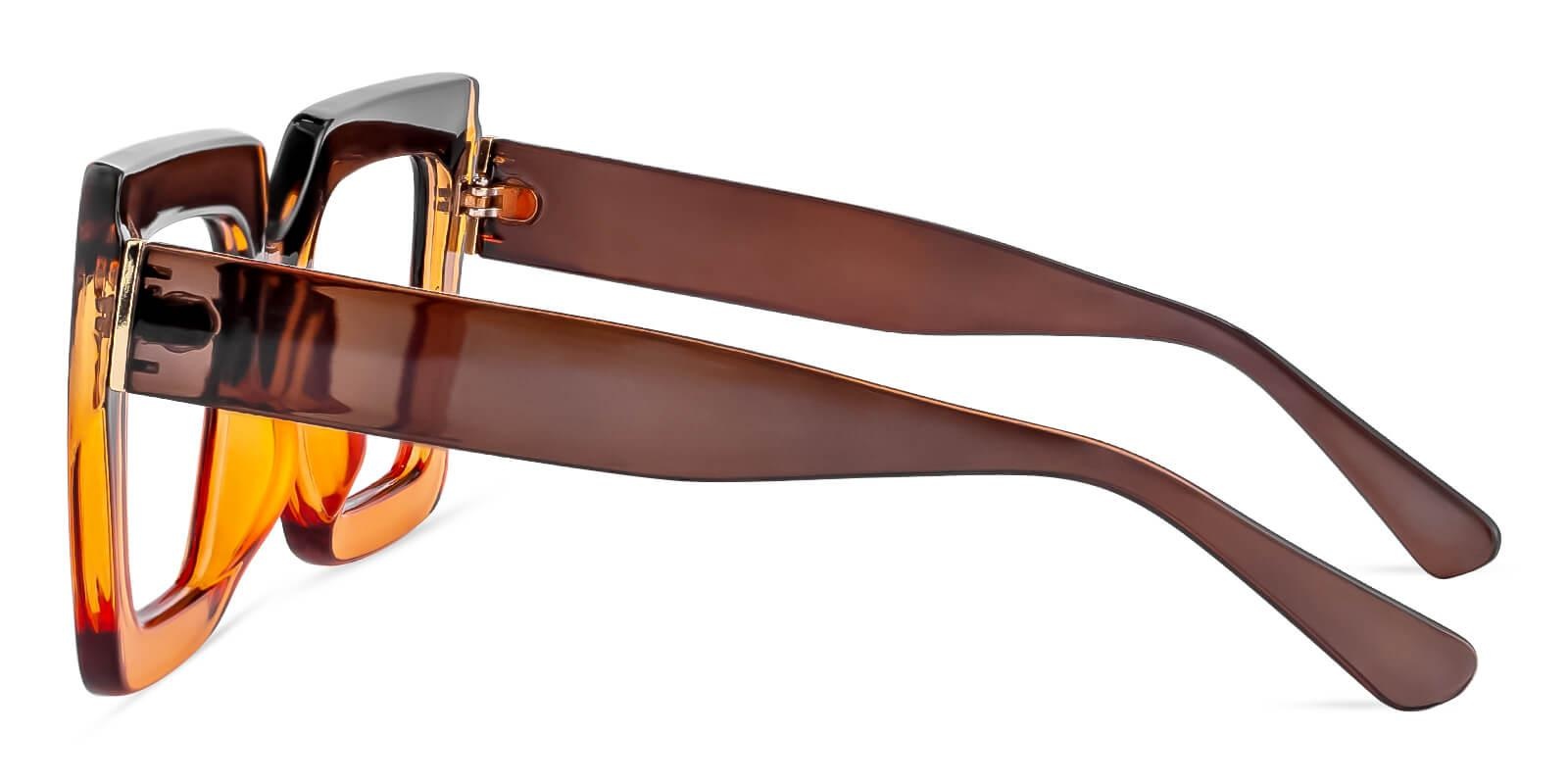 Morrison Gray Plastic Eyeglasses , Fashion , UniversalBridgeFit Frames from ABBE Glasses
