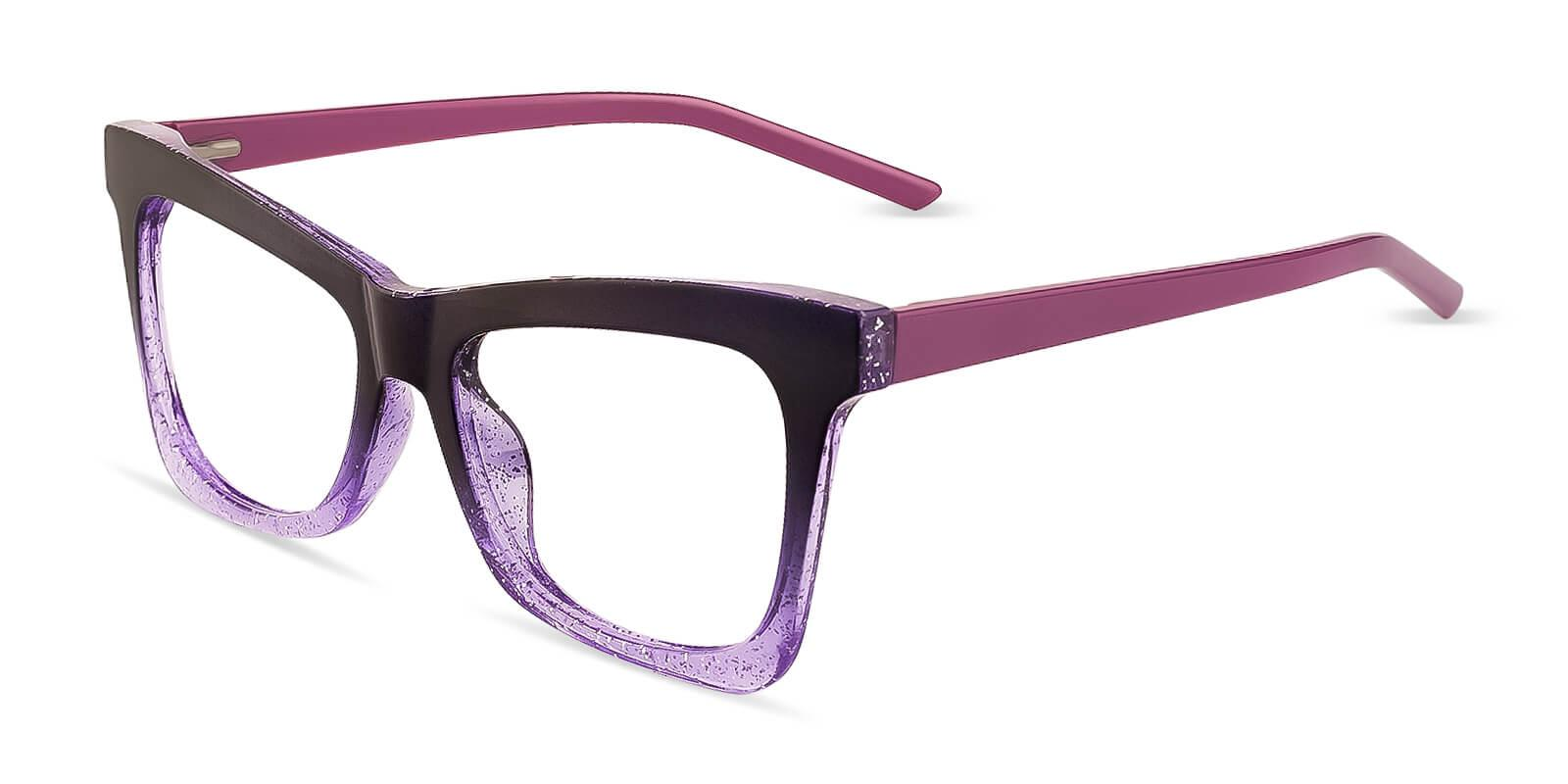Focal Purple TR Eyeglasses , Fashion , UniversalBridgeFit Frames from ABBE Glasses