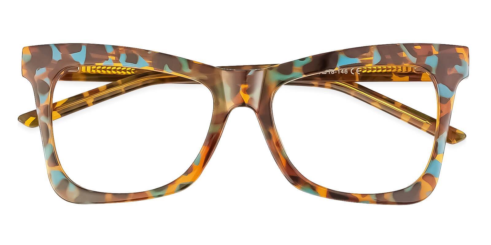 Feather Tortoise TR Eyeglasses , Fashion , UniversalBridgeFit Frames from ABBE Glasses
