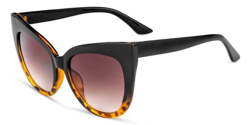 Tortoise Hideout - Plastic ,Sunglasses