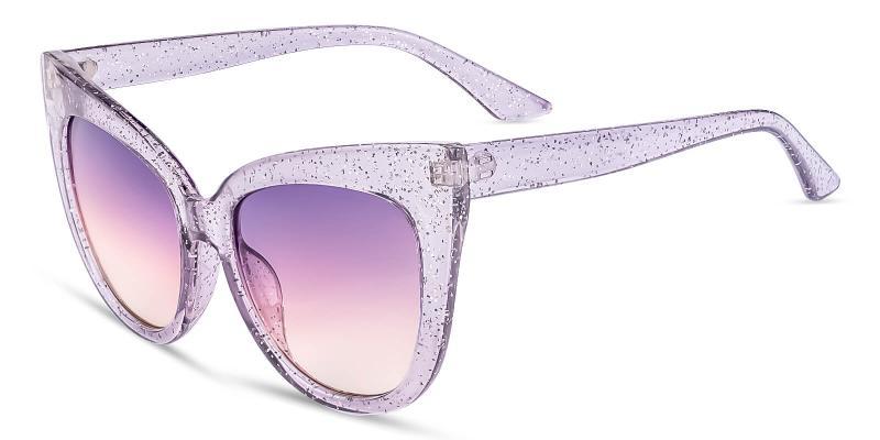 Purple Rhythm - Plastic ,Sunglasses