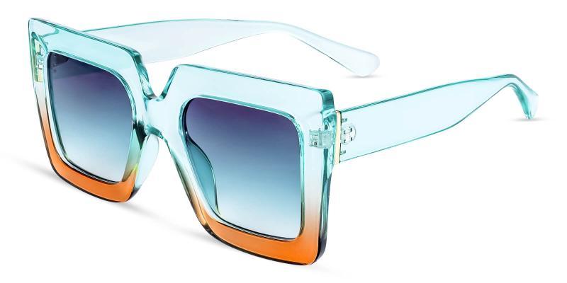 Green Griffith - Plastic ,Sunglasses