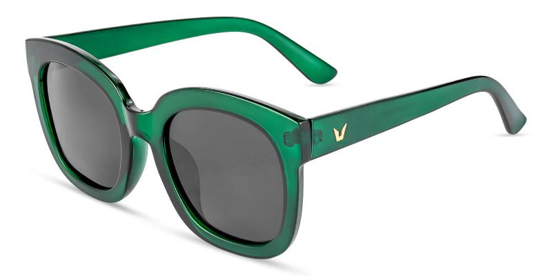 Green Kudos - Plastic ,Sunglasses