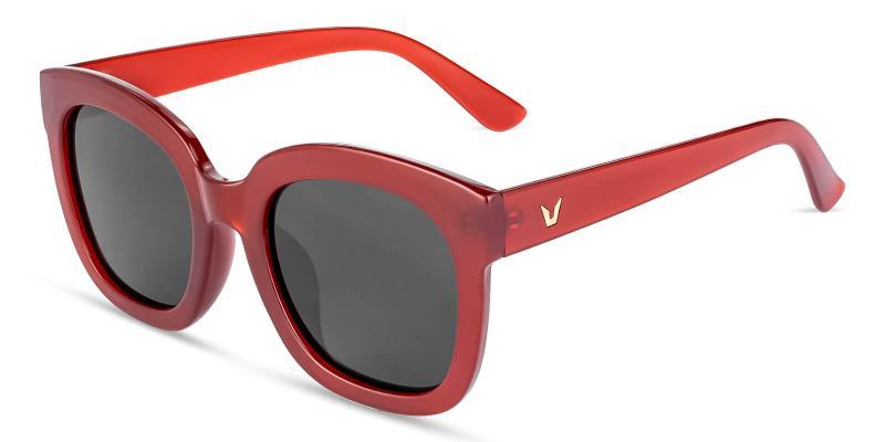 Red Kudos - Plastic ,Sunglasses