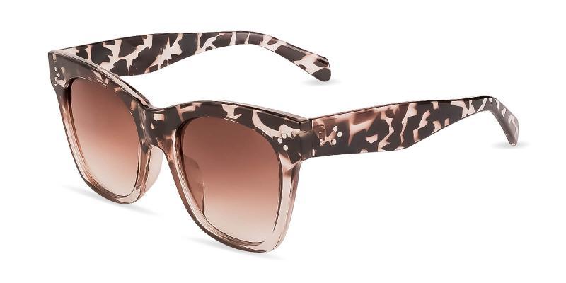 Tortoise Nevada - Plastic ,Sunglasses