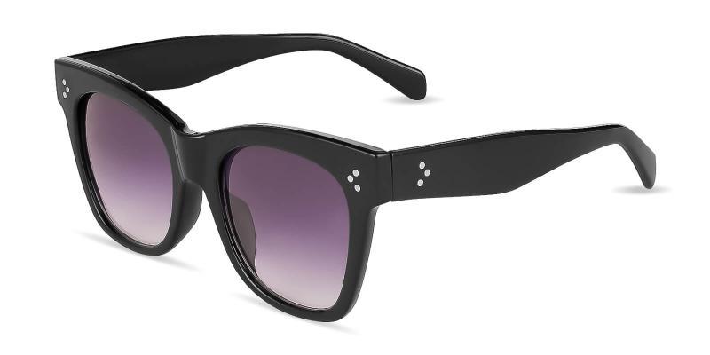 Black Suite - Plastic ,Sunglasses