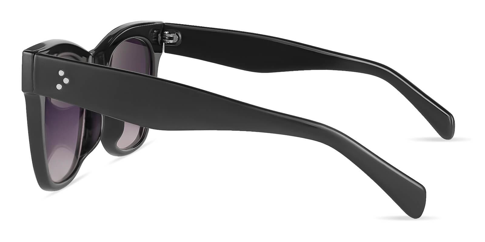 Suite Black Plastic Fashion , Sunglasses Frames from ABBE Glasses