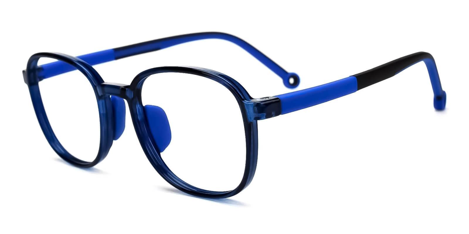 Kids-Astute Blue TR Eyeglasses , Fashion , UniversalBridgeFit Frames from ABBE Glasses