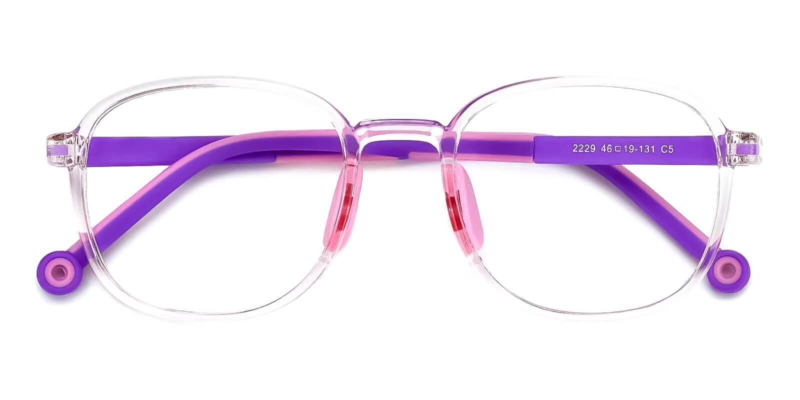 Kids-Astute Pink TR Eyeglasses , Fashion , UniversalBridgeFit Frames from ABBE Glasses