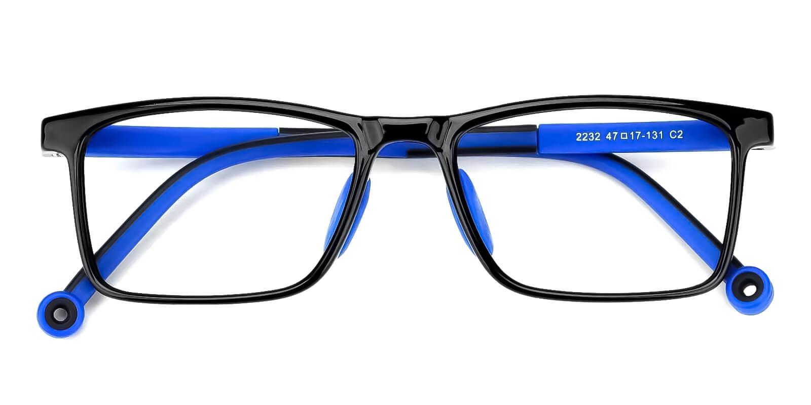 Kids-Rapture Blue TR Eyeglasses , Fashion , UniversalBridgeFit Frames from ABBE Glasses