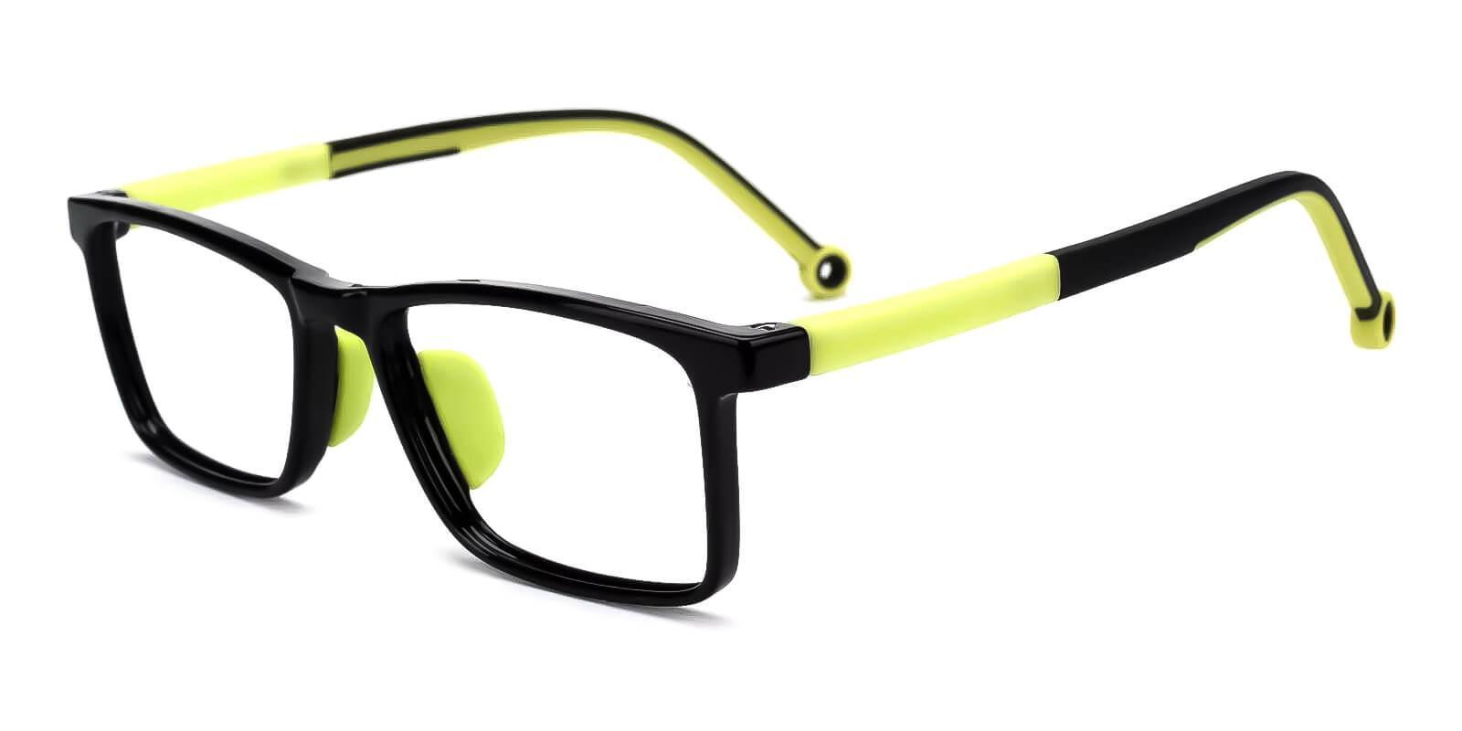 Kids-Rapture Yellow TR Eyeglasses , Fashion , UniversalBridgeFit Frames from ABBE Glasses