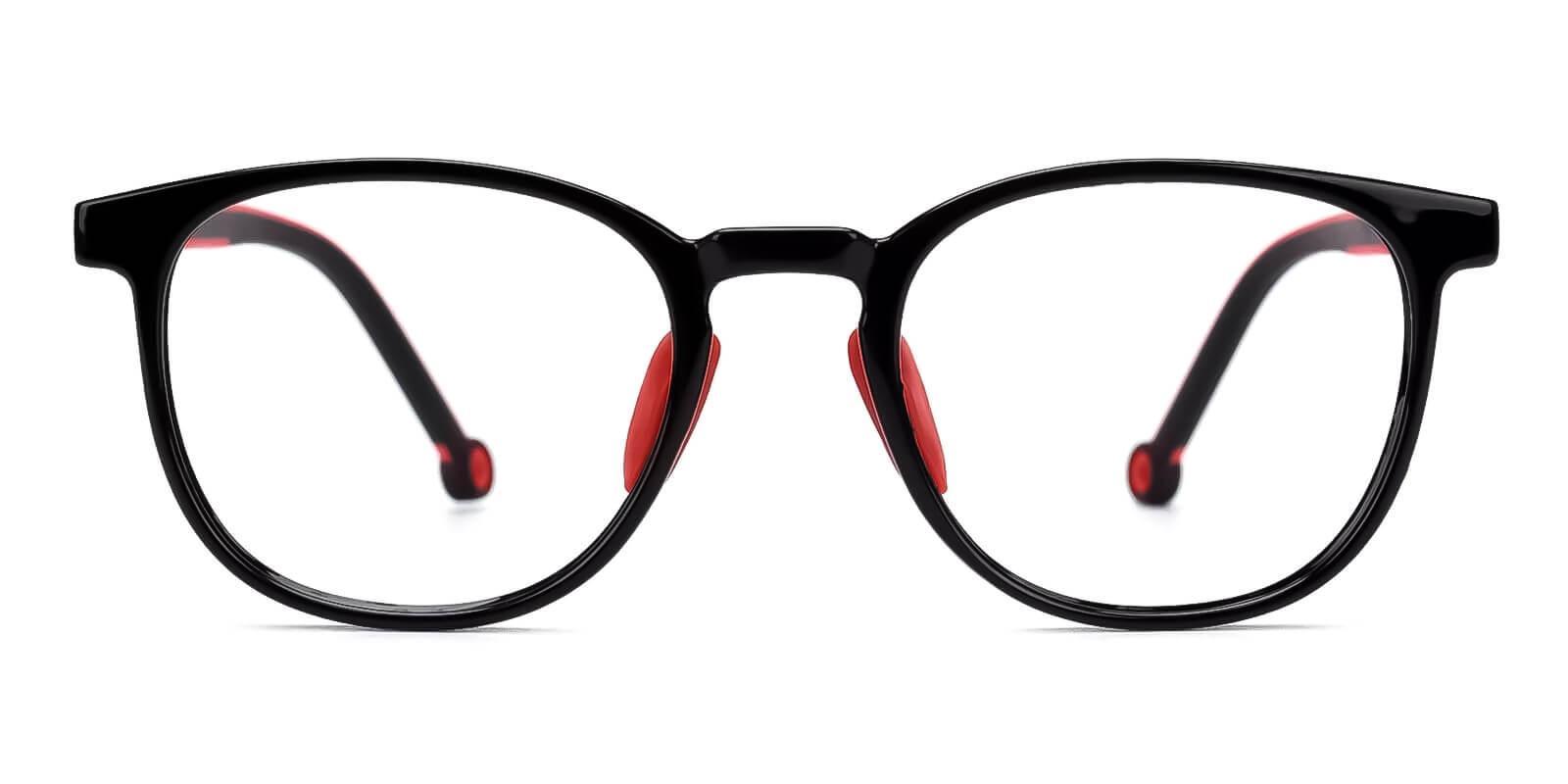 Kids-Trenta Black TR Eyeglasses , Fashion , UniversalBridgeFit Frames from ABBE Glasses