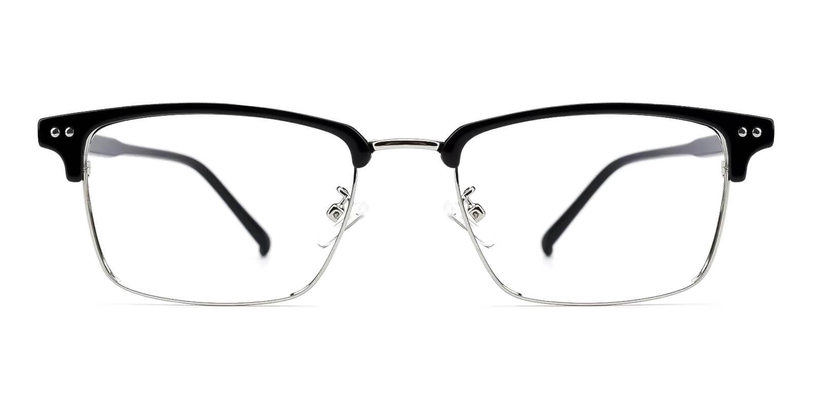 Venti Black TR Eyeglasses , Fashion , NosePads Frames from ABBE Glasses