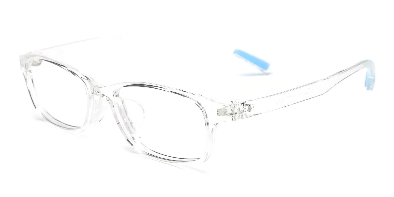 Kids-Metaphor Translucent TR Eyeglasses , Fashion , UniversalBridgeFit Frames from ABBE Glasses