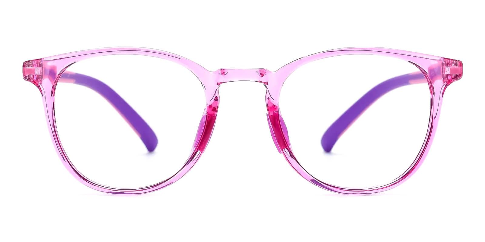 Kids-Experience Purple Plastic Eyeglasses , Fashion , UniversalBridgeFit Frames from ABBE Glasses