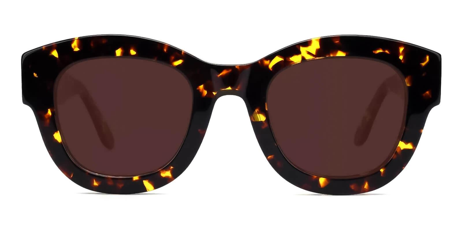 Meridian Tortoise Acetate Fashion , Sunglasses , UniversalBridgeFit Frames from ABBE Glasses