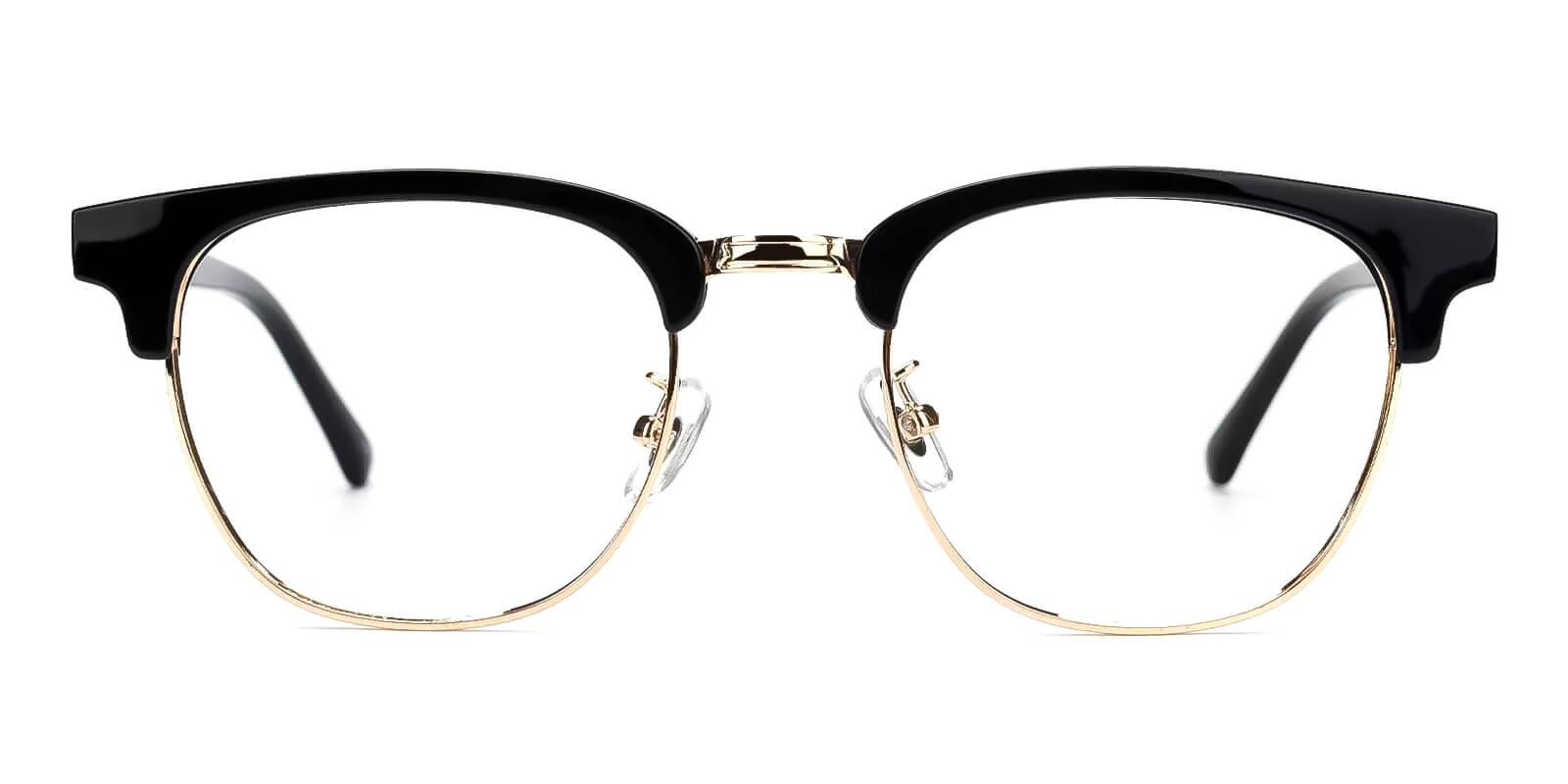 Grande Black TR Eyeglasses , Fashion , NosePads Frames from ABBE Glasses