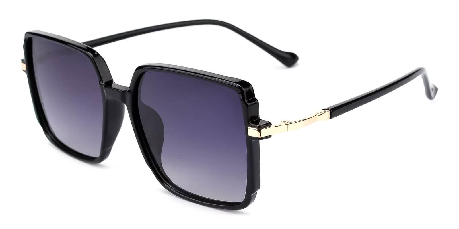 Quest Black TR Fashion , Sunglasses , UniversalBridgeFit Frames from ABBE Glasses