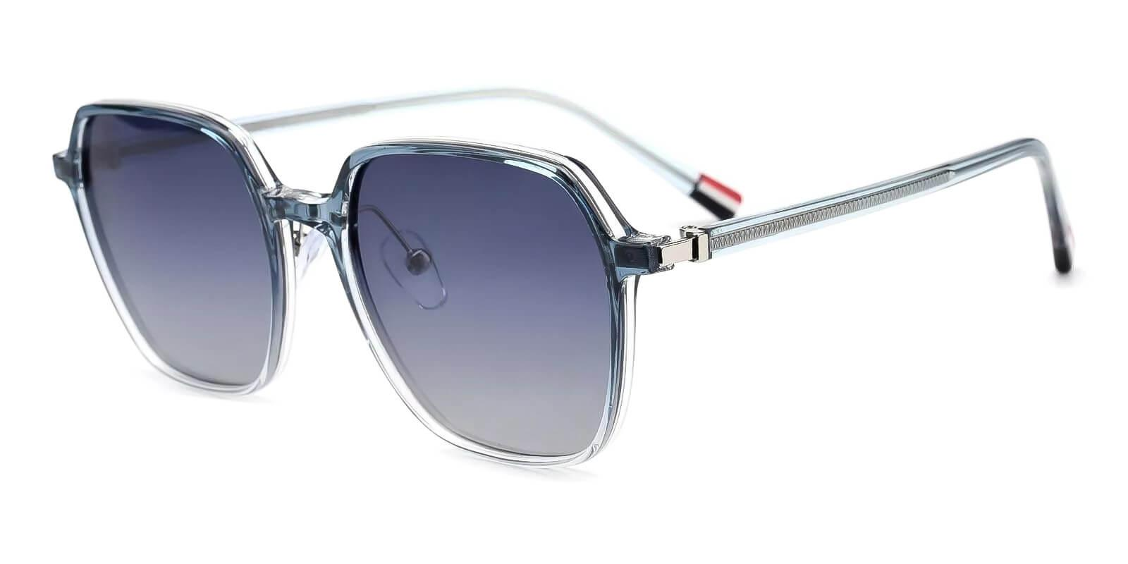 Wonder Blue TR Fashion , NosePads , Sunglasses Frames from ABBE Glasses